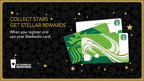 My Starbucks Rewards™