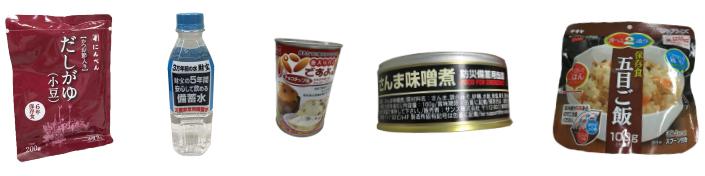 防災備蓄品試食体験セミナー(大阪)