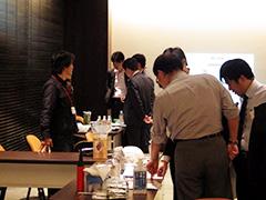 防災備蓄品試食体験セミナー(東京)