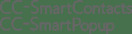 CC-SmartContacts,CC-SmartPopup