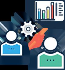 社内のデータ活用を加速する「ナレッジ共有」機能