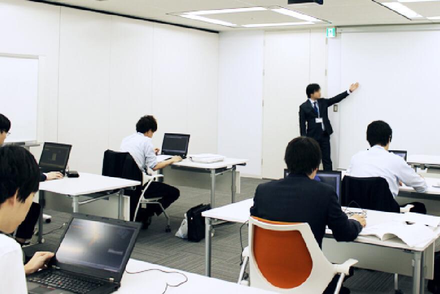 2.専用教室での少人数教育