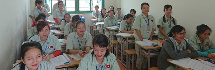 外国人介護士教育・研修事業