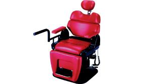 高齢者施設用多機能美容椅子「おしゃれ倶楽部」