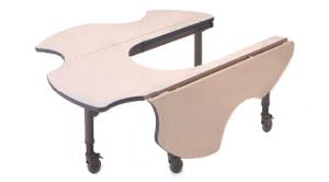 業務省力型介護用食事テーブル「ECT」