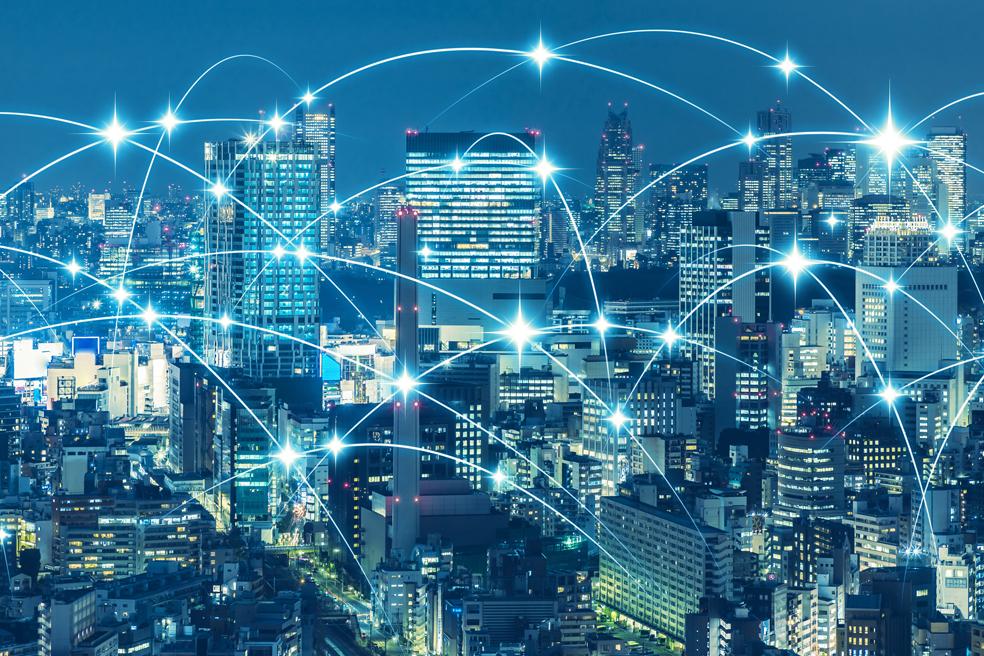 大手から中小まで幅広いネットワーク