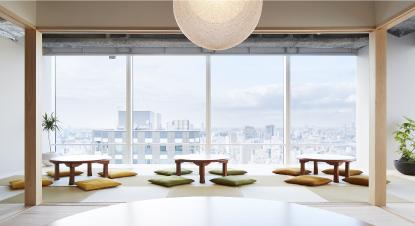 世界にひとつだけのオリジナルオフィスをお客様と一緒に設計します