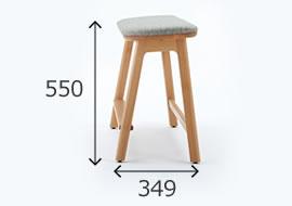 待合に最適なベンチ01