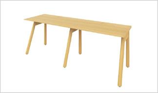 ワークテーブル 2人用