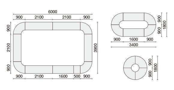 WG-N レイアウト図