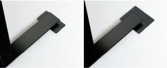 脚スペーサー(対向、並列、壁面設置兼用)