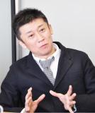 リニューアルプロジェクト・チーム デザイン部 森田 修史