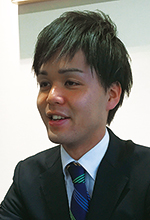 営業部 営業二課 澤田 亮 氏