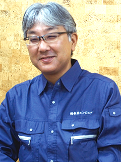 川﨑 崇 氏