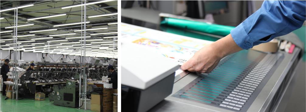 印刷はAIとも共存できる。人が作る品質が一番の価値