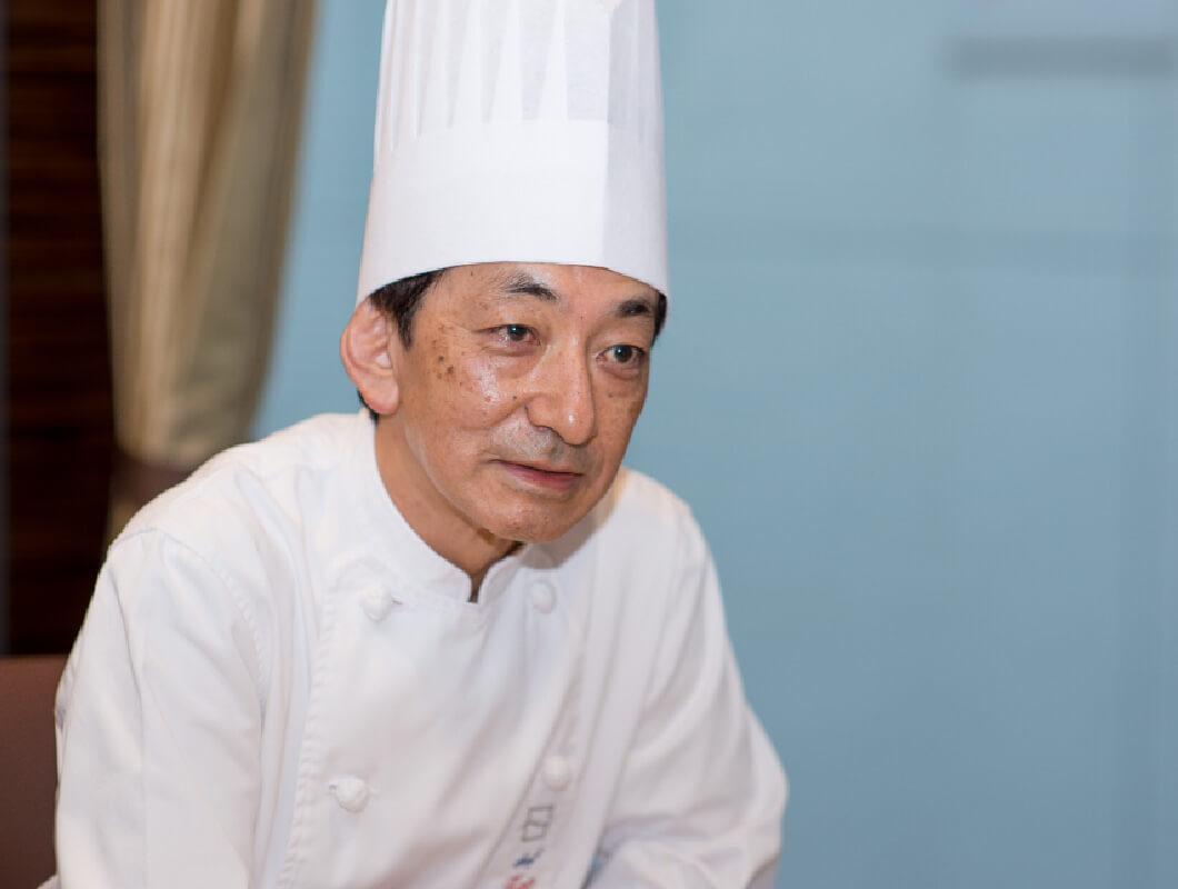 ホテルグレイスリー銀座 料理長 加藤 仁思 様